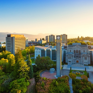 20-year Sustainability Strategy for the University of British Columbia - Vancouver Campus