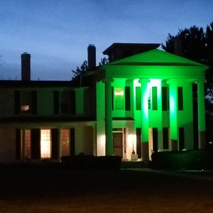 Fredonia lights the campus green