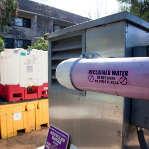 LMU Reclaimed Water System