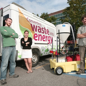 Loyola University Chicago's Student-run Biodiesel Lab