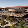 Stanford's Graduate School of Business is housed in the Knight Management Center, which is certified as LEED Platinum for New Construction