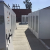 CSU Long Beach's 1 megawatt battery energy storage system reduces campus energy costs and provides storage for surplus renewable energy generated on-site.