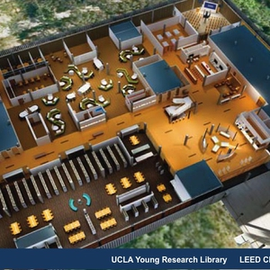 Sustainability and Integrated Campus Planning at UCLA