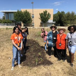 Student's Club Revolutionized the Meaning of Green at a Community College!