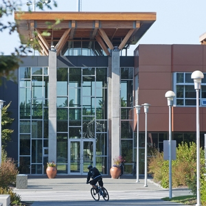 UVic Administrative Services Building LEED Gold