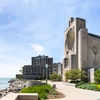 Loyola's Lake Shore Campus Chapel on the shores of Lake Michigan