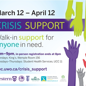 Western's Mental Health Walk-in Clinic