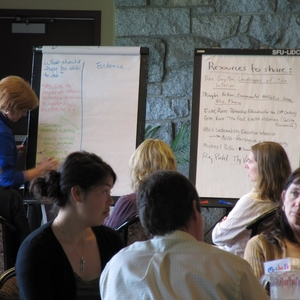 Sustainability Education Across the Province (SEAP): Faculty Train the Trainer Workshop at Simon Fraser University