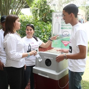 University Recycling at work! Case study in Puerto Rico