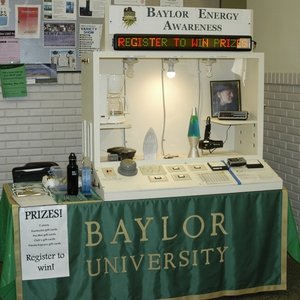Baylor Energy Awareness Program: Engaging the Campus Community