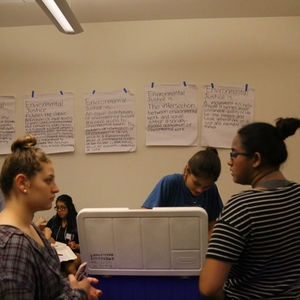 Environmental JustICE Cream Social - part 1