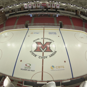 Converting Miami University's Goggin Ice Center from Steam to Heating Hot Water & HP Chiller: Reduced Energy Use, Carbon Emissions and Utility Costs