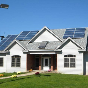 Alfred State's Net-Zero Energy Demonstration Home