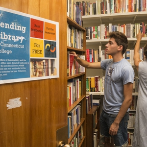 Connecticut College Lending Library