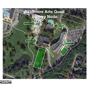 Skidmore College's Innovative District Geothermal System