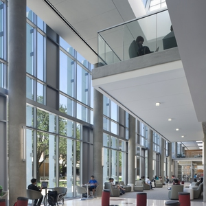 Sabine Hall Science Building