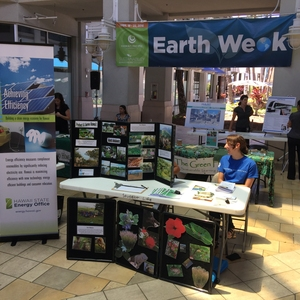 Hawaii Pacific University Earth Week,April 18-22, 2016
