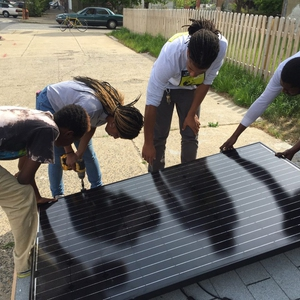 "Serenity ""Soul""-ar: A Campus-Community Collaboration in North Philadelphia"
