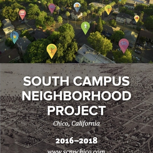 Resilient Cities Initiative: South Campus Neighborhood Project - Neighborhood Improvement Study