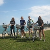 Lakefront biking