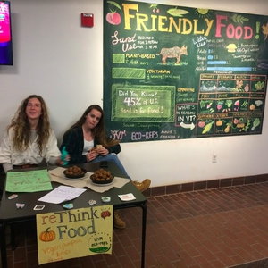 UVM's Food Values Campaign