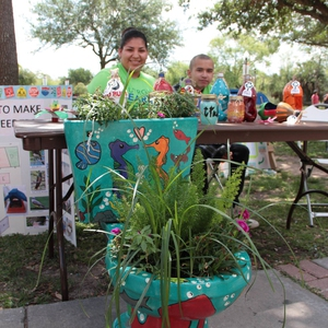 University of Texas Rio Grande Valley Earth Fest 2017 celebrates Space, Energy, and Water