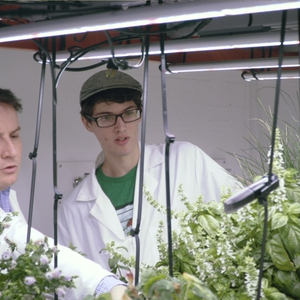 Princeton University Vertical Farming Project
