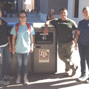 Map More, Waste Less: A Study in How GIS Helps Texas A&M Prevent Waste