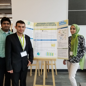 Students' Perception of and Engagement with Sustainability at Humber College