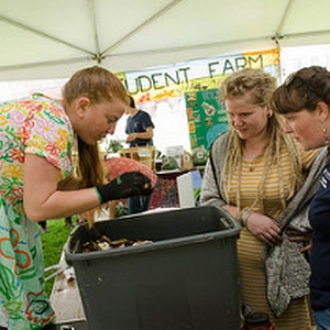 UMass Amherst Celebrates Earth Day