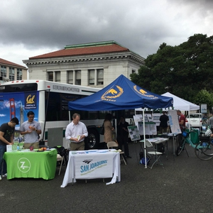 2016 Earth Week at UC Berkeley