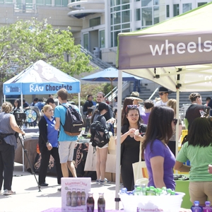 UC San Diego Earth Day: Annual Sustainability Fair & Tree Planting