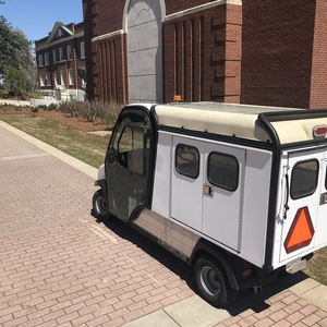 The Impact of Solar-assistance on Electric Golf Carts