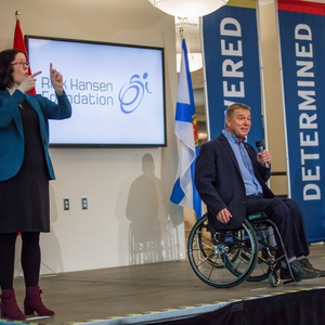 Nova Scotia Community College - Rick Hansen Foundation Accessibility Certification™ Program (RHFAC)