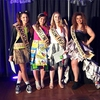 Winners of the Trashion Fashion show at the University at Albany
