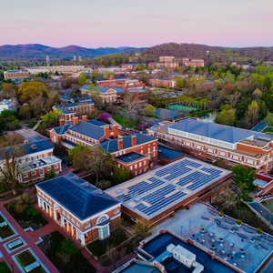 University of Virginia Renewable Energy