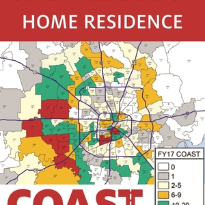 COAST – a groundbreaking alternative transportation program at the University of Houston