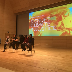 Disrupt Climate Injustice Curriculum Disruption