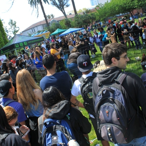 San Jose State University Earth Day