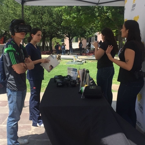 Earthday at Universidad de Monterrey