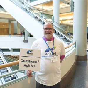 Volunteer with AASHE