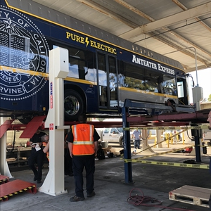 UCI Bus Love: UC Irvine's Transition from a Bio-Diesel to Electric Transit Fleet