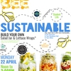 Lettuce Bee Sustainable - Earth Week 2019 at Dominican University, River Forest - IL