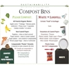 compost sign