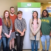The Norian Lab received an energy efficient freezer after their successful participation in the UAB Green Labs Pilot Program