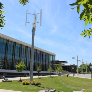 Energy Initiatives at Mohawk College