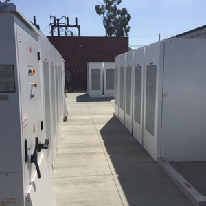 1 MegaWatt Battery Energy Storage System