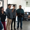 Students at CSUN Touring the New Sustainability Center
