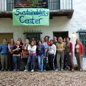 Mills Sustainability Center Grand Opening