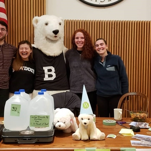 Bowdoin College Carbon Foodprint Dinner